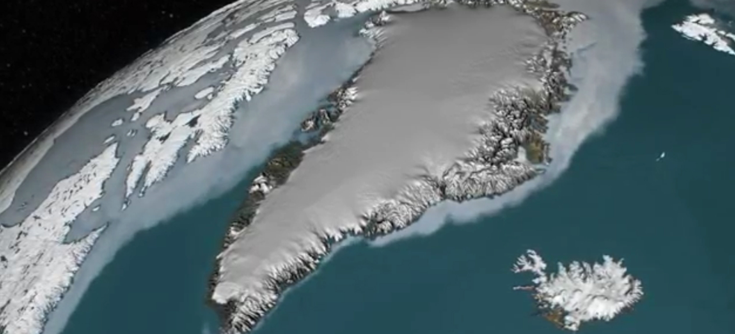 Greenland-From-Space